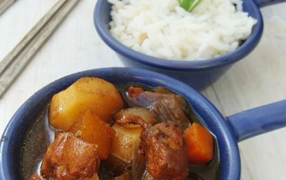 korean-chicken-with-potatoes