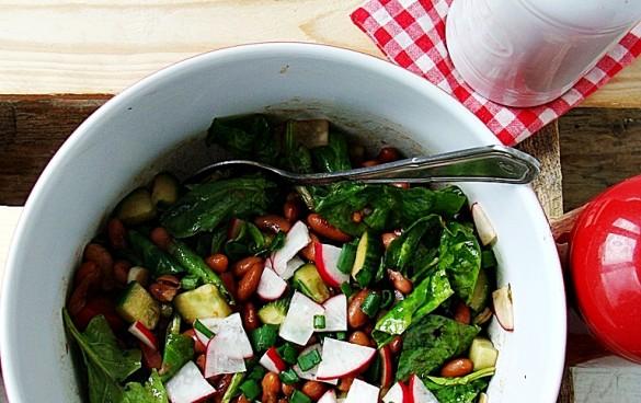 salata-fasole