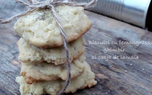 biscuiti-cu-ghimbir-lemongrass
