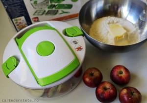 Tarta rustica cu mere (1)