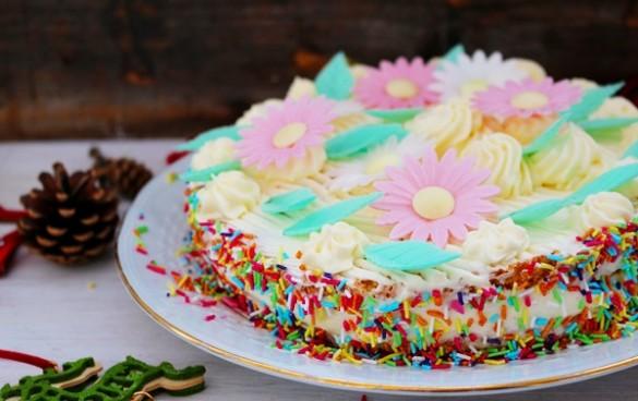 Tort Cristal cu vanilie3
