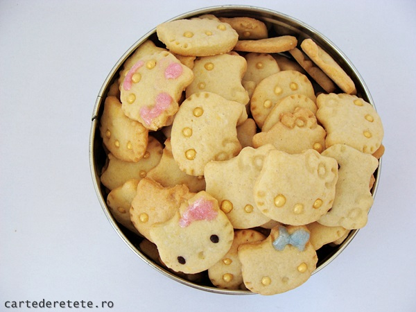 biscuiti Hello Kitty