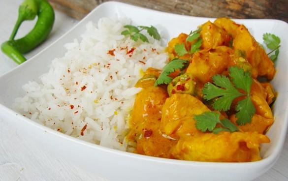 Curry cu pui1