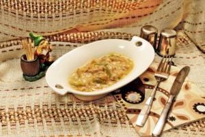 ciuperci pleutorus cu sos de smantana vegetala