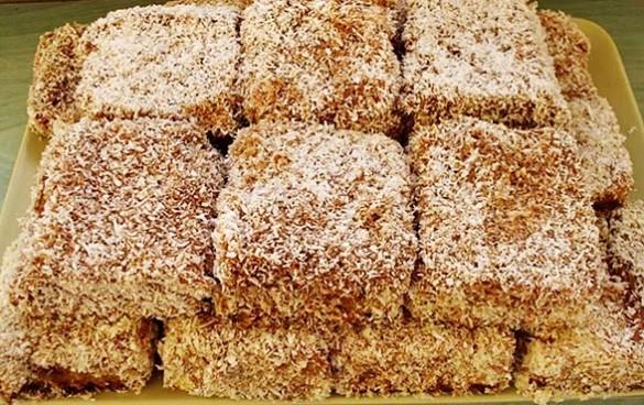 cuburi tavalite in nuca de cocos