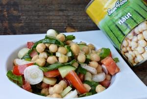 salata cu legume si naut