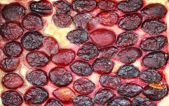 tarta cu prune cu doar 2 ingrediente