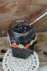 Dulceata de afine la Crock Pot (6)