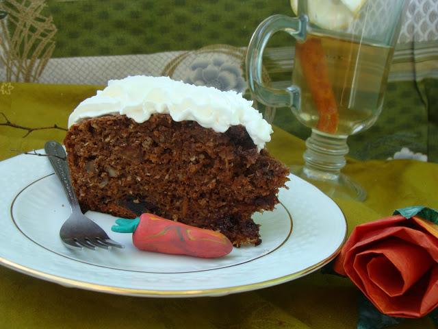 prajitura cu morcovi si ciocolata