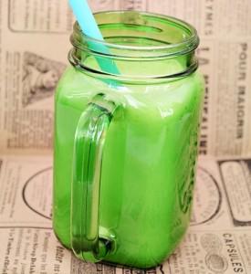 Shake proteic cu unt de cocos