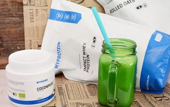 Shake proteic cu unt de cocos1