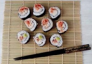 cum se face orezul pentru sushi1