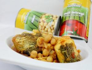 curry de peste cu naut