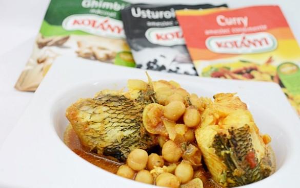 curry de peste cu naut1
