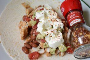 Burrito cu pui1