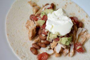 Burrito cu pui2