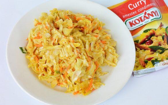 salata de varza cu curry1