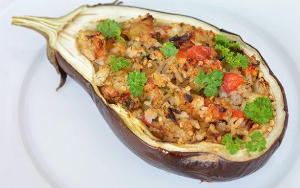 vinete-umplute-cu-orez si legume