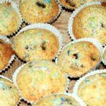 muffins cu stafide