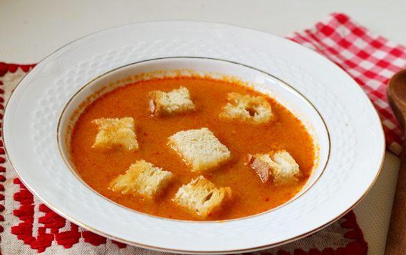 supa ardeleneasca cu chimen