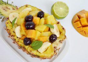 salata de fructe tropicale