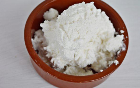 cum se face inghetata cu sare