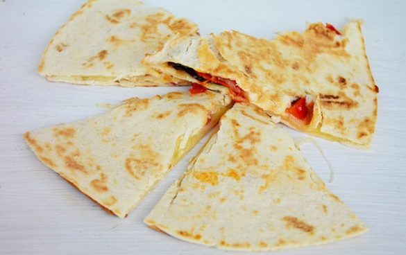 quesadilla si pizzadilla reteta video