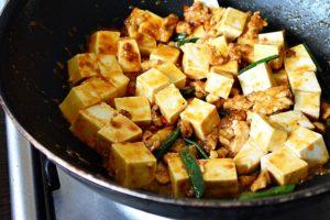 Mapo tofu in stil chinezesc o reteta autentica cu tofu