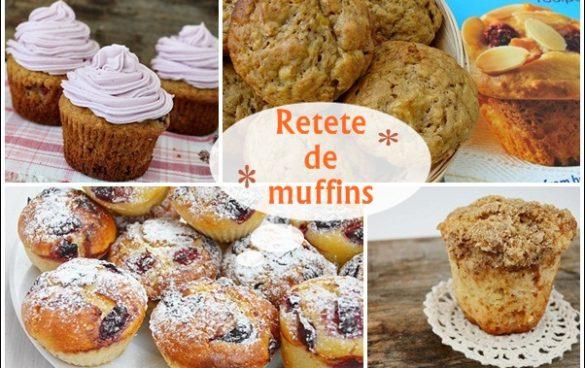 retete de muffins