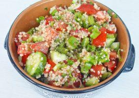 Salata Tabbouleh cu quinoa