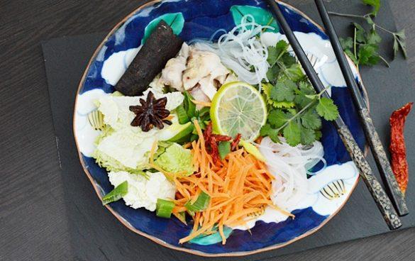 supa vietnameza pho
