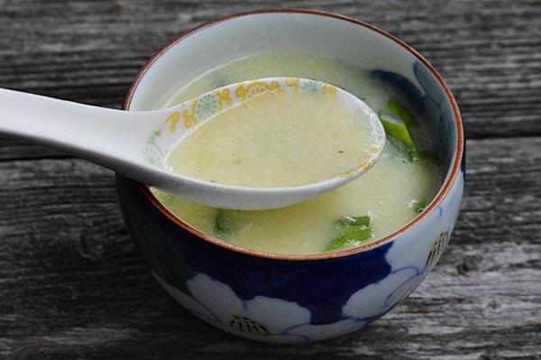 Supa chinezeasca de ou