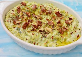 Salata turceasca de dovlecei